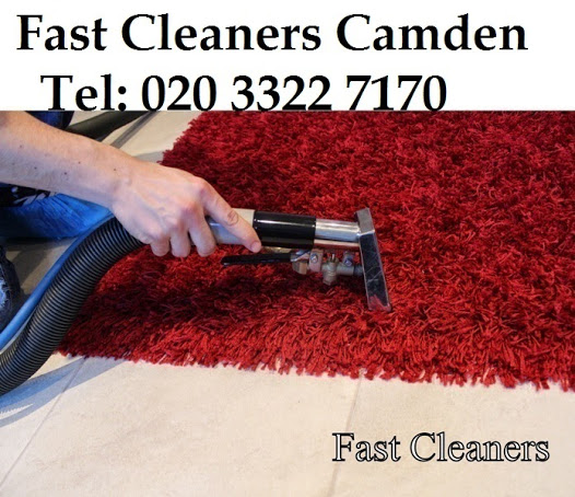 What are the different types of specialist Cleaning Services Camden?