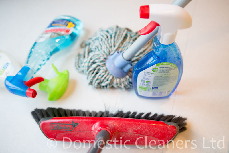 Spring-Cleaning-Services-London
